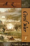The A to Z of the Civil War 2 Volume Set - Terry L. Jones