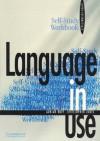 Language in Use Upper-Intermediate Self-Study Workbook - Adrian Doff, Christopher Jones