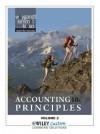Accounting Principles, Volume 2 - Jerry J. Weygandt