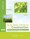 LEED v3 Building Design & Construction Q & A Book w/ Sample Exam - Kaplan AEC Education