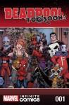 Deadpool: Too Soon? Infinite Comic #1 (of 8) - Joshua Corin