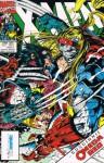 X-men 3/95 (25) - John Byrne, Jim Lee
