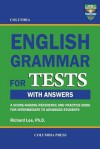 Columbia English Grammar for Tests - Richard Lee