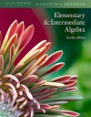 Student Solutions Manual Elementary & Intermediate Algebra - Donald Hutchison, Stefan Baratto, Barry Bergman