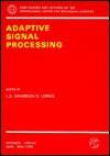 Adaptive Signal Processing - Lee D. Davisson
