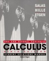 Calculus: One and Several Variables, Student Solutions Manual, Ninth Edition - Saturnino L. Salas, Einar Hille, Garret J. Etgen