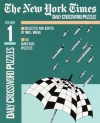 New York Times Daily Crossword Puzzles, Volume 1 - Will Weng