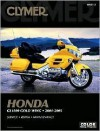 Clymer Honda Gl 1800 Gold Wing 2001-2005 (Clymer Motorcycle Repair) (Clymer Motorcycle Repair) - Ron Wright, James Grooms