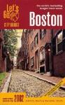 Let's Go Boston 2002 - Let's Go Inc.