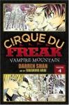Vampire Mountain - Darren Shan, Takahiro Arai