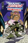 Transformers Animated - The Arrival #4 - Marty Isenberg, Darío Brizuela, Boo