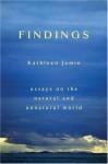 Findings - Kathleen Jamie