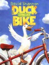 Duck On A Bike - David Shannon