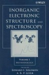 Inorganic Electronic Structure and Spectroscopy, Volume 1: Methodology - Edward I. Solomon, A.B.P. Lever