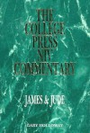The College Press Niv Commentary: James & Jude (The College Press Niv Commentary) - Gary Holloway