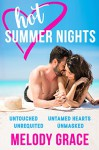 Hot Summer Nights: A Beachwood Bay Collection - Melody Grace