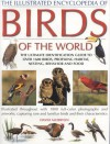 The Illustrated Encyclopedia of Birds of the World - David Alderton