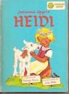 Heidi / The Story of Babar the Little Elephant - Flip Book - Johana Spyri, Jean De Brunhoff, Erika Weihs, Florence Hayes
