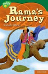 Oxford Reading Tree: Stage 12: TreeTops Myths and Legends: Rama's Journey (Myths Legends) - Narinder Dhami