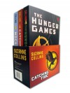 Box Set The Hunger Games - Suzanne Collins