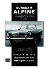 Sunbeam Alpine Limited Edition Extra 1959-1968 - R.M. Clarke