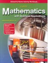 Mathematics with Business Applications, School-To-Home Activity Workbook - Glencoe/McGraw-Hill