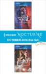 Harlequin Nocturne October 2016 Box Set: The Immortal's HungerBrimstone Seduction - Kelli Ireland, Barbara J. Hancock
