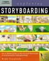 Exploring Storyboarding (Design Exploration) - Wendy Tumminello