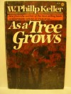 As a Tree Grows-reflections on Growing in the Image of Christ - w. phillip keller