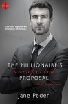 The Millionaire's Unexpected Proposal (Entangled Indulgence) (Miami Lawyers) - Jane Peden