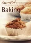 Baking (Essential Cooking Series) - Jody Vassallo
