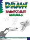 Draw Rainforest Animals (Learn to Draw) - Doug Dubosque