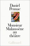 Monsieur Maulseene Au Theatre - Daniel Pennac