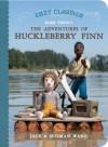 Cozy Classics: The Adventures of Huckleberry Finn - Jack Wang, Holman Wang