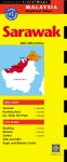 Sarawak Travel Map 3rd Edition - Periplus Editors, Periplus Editors