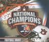The Auburn National Championship Football Vault - Whitman Publishing Co