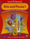 Connected Mathematics 2: Bits and Pieces: Understanding Fractions, Decimals, and Percents - Glenda Lappan, James T Fey, William M. Fitzgerald, Susan N Friel, Elizabeth Difanis Phillips