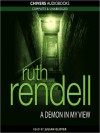 A Demon in My View (MP3 Book) - Ruth Rendell, Julian Glover