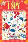 I Spy: 4 Picture Riddle Books (Scholastic Reader Collection) - Jean Marzollo, Walter Wick