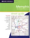 Rand Mcnally Memphis: West Memphis/Shelby County, Street Guide (Rand Mc Nally Street Guides) - Rand McNally