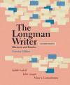 Longman Writer, The, Concise Edition: Rhetoric and Reader (8th Edition) - Judith Nadell, John Langan, Eliza A. Comodromos