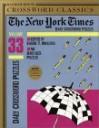 New York Times Daily Crossword Puzzles, Volume 33 (NY Times) - Eugene Maleska, Mark Gottlieb