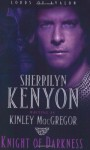 Knight of Darkness (Lords of Avalon, Book 2) - Sherrilyn Kenyon, Kinley MacGregor