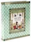 Herbs and Vinegar Recipe Keeper: Deluxe Recipe Binder - Publications International Ltd.