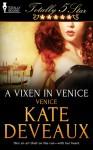 A Vixen in Venice - Kate Deveaux