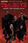 The Boys Band 12 - Kampf ums weisse Haus (German Edition) - Garth Ennis, Russ Braun, John McCrea