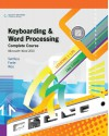 Bundle: Keyboarding and Word Processing, Complete Course, Lessons 1-120: Microsoft Word 2010: College Keyboarding, 18th + Keyboarding Pro Deluxe 2 ... CD-ROM), 2nd + WebTutor(TM) ToolBox for Blackbo - Susie H. VanHuss, Connie M. Forde, Donna L. Woo