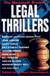 The Mammoth Book of Legal Thrillers - Michael Hemmingson, Janice Law