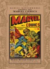 Marvel Masterworks: Golden Age Marvel Comics, Vol. 2 - Carl Burgos, Paul Gustavson, Bill Everett, Al Anders, Steve Dahlman, Stockbridge Winslow, Ben Thompson, Irwin Hasen