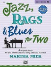 Jazz, Rags & Blues for Two, Bk 4 - Alfred Publishing Company Inc.